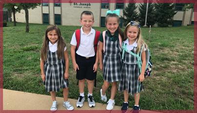 Saint Joseph School Uniforms